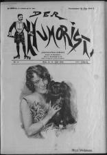 Der Humorist 19240611 Seite: 1