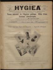Cur- und Bade-Zeitung. Hygiea 18930102 Seite: 1