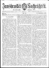 Innsbrucker Nachrichten