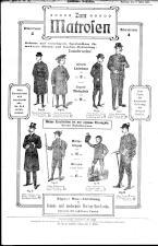Innsbrucker Nachrichten 19070406 Seite: 16