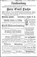 Innsbrucker Nachrichten 19070406 Seite: 34