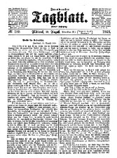 Innsbrucker Tagblatt