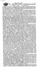 Il Corriere ordinario