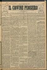 Il giovine Pensiero 18930621 Seite: 1