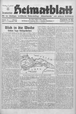 Innviertler Heimatblatt 19381112 Seite: 1