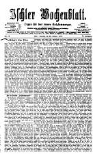 Ischler Wochenblatt 18770218 Seite: 1