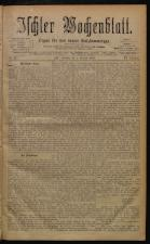 Ischler Wochenblatt 18780202 Seite: 1