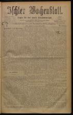 Ischler Wochenblatt 18780414 Seite: 1
