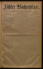 Ischler Wochenblatt 18780901 Seite: 1