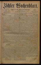 Ischler Wochenblatt 18790112 Seite: 1