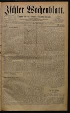Ischler Wochenblatt 18790209 Seite: 1