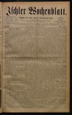Ischler Wochenblatt 18790302 Seite: 1