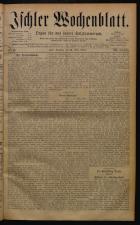 Ischler Wochenblatt 18790316 Seite: 1