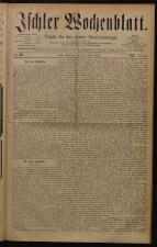 Ischler Wochenblatt 18790622 Seite: 1