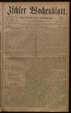 Ischler Wochenblatt 18800919 Seite: 1