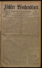 Ischler Wochenblatt 18801114 Seite: 1