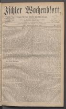 Ischler Wochenblatt 18810206 Seite: 1