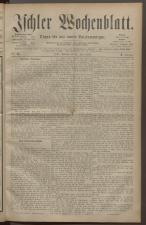 Ischler Wochenblatt 18820618 Seite: 1