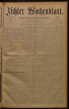 Ischler Wochenblatt 18840406 Seite: 1