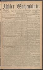 Ischler Wochenblatt 18860912 Seite: 1