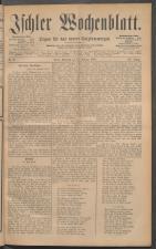 Ischler Wochenblatt 18870227 Seite: 1