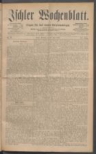 Ischler Wochenblatt 18870619 Seite: 1