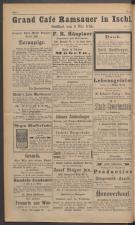 Ischler Wochenblatt 18870828 Seite: 6