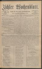 Ischler Wochenblatt 18881223 Seite: 1