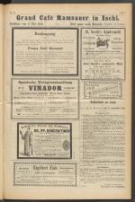 Ischler Wochenblatt 18890728 Seite: 13