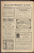 Ischler Wochenblatt 18890922 Seite: 8
