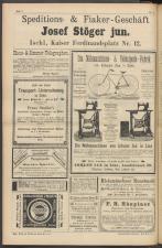 Ischler Wochenblatt 18920529 Seite: 8