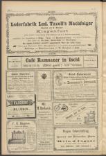 Ischler Wochenblatt 18950915 Seite: 8