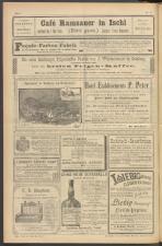 Ischler Wochenblatt 18960705 Seite: 8