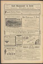 Ischler Wochenblatt 18960809 Seite: 10