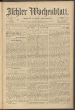 Ischler Wochenblatt 18961220 Seite: 1