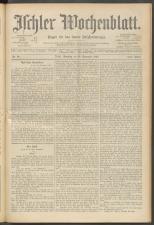 Ischler Wochenblatt 18971128 Seite: 1