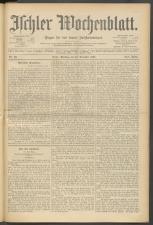 Ischler Wochenblatt 18971212 Seite: 1