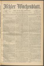 Ischler Wochenblatt 18980227 Seite: 1