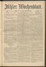 Ischler Wochenblatt 18990507 Seite: 1