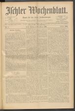 Ischler Wochenblatt 19000225 Seite: 1