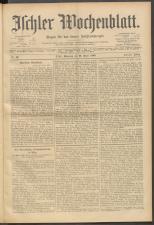 Ischler Wochenblatt 19000422 Seite: 1