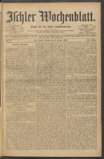 Ischler Wochenblatt 19020202 Seite: 1