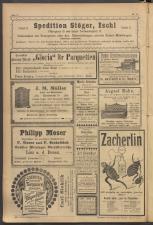 Ischler Wochenblatt 19020504 Seite: 10