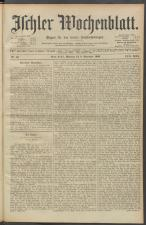 Ischler Wochenblatt 19031108 Seite: 1