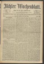 Ischler Wochenblatt 19040131 Seite: 1