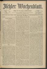 Ischler Wochenblatt 19040306 Seite: 1