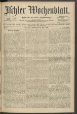 Ischler Wochenblatt 19040424 Seite: 1
