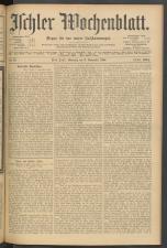 Ischler Wochenblatt 19041106 Seite: 1