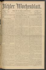 Ischler Wochenblatt 19041211 Seite: 1