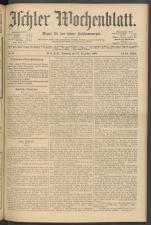 Ischler Wochenblatt 19041218 Seite: 1